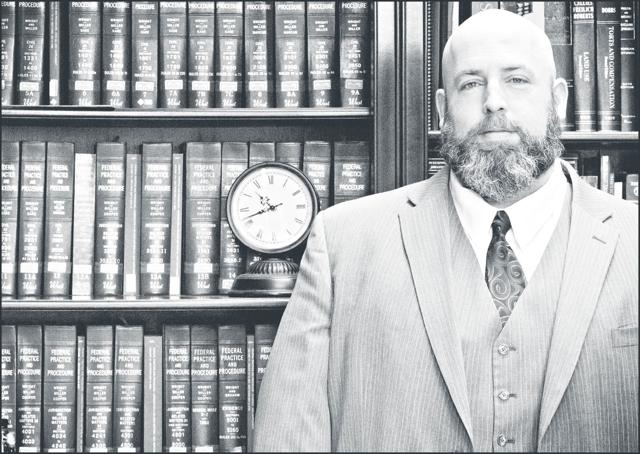 Thomas R. Houlihan. Akron Attorney.